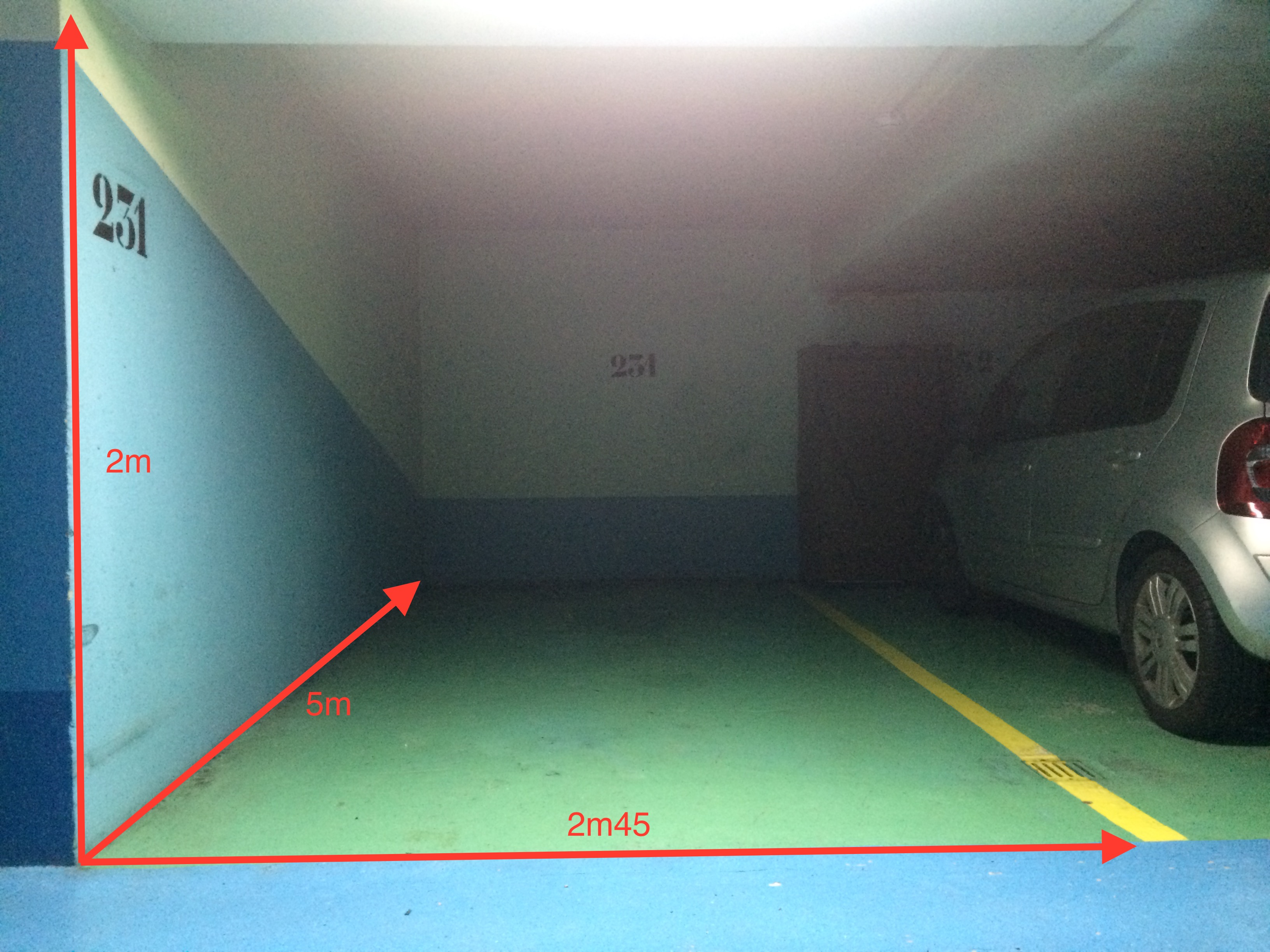 Photo PARKING FONTVIEILLE